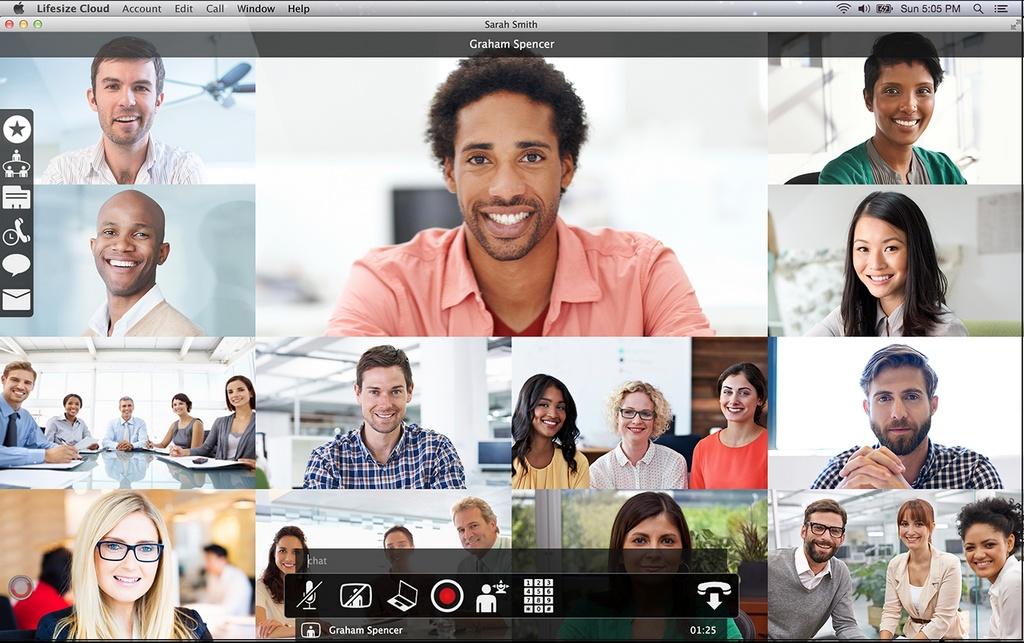 Videokonferenz App